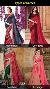 Saree & Blouse Designs - Online Shopping screenshot 2
