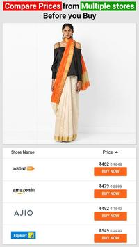 Saree & Blouse Designs - Online Shopping screenshot 4