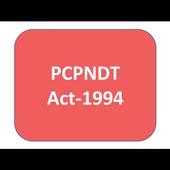 PCPNDT Act, 1994 icon