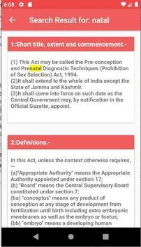 PCPNDT Act, 1994 screenshot 6