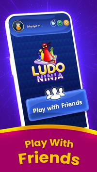 Ludo Ninja स्क्रीनशॉट 3