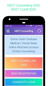 NEET Counselling poster