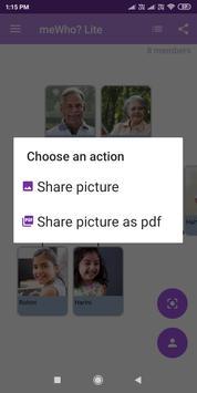 Family Tree Creator - meWho? Lite screenshot 4