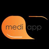 MediApp - Chemist Pharma Platform icon