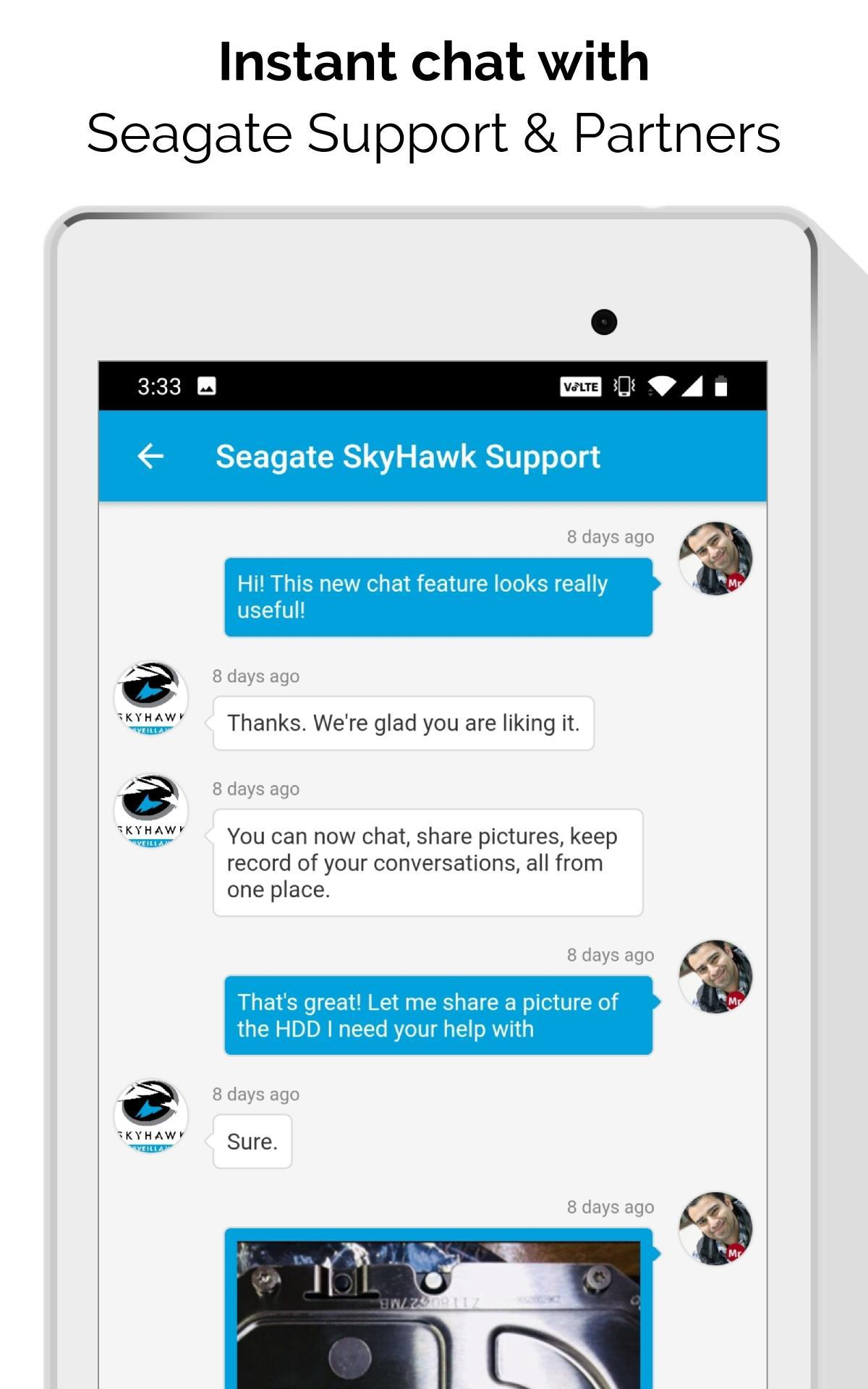 Seagate SkyHawk Partner App for Android - APK Download