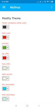 MyShop screenshot 4
