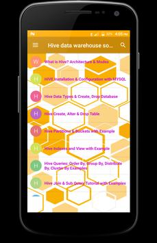 Hive data warehouse software for Android - APK Download
