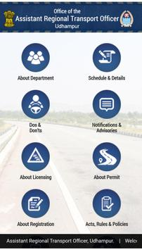 ARTO Udhampur Official App screenshot 1