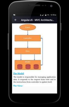 Learn - AngularJS screenshot 4