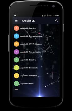 Learn - AngularJS poster