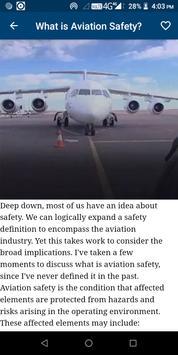 Aviation Safety screenshot 1