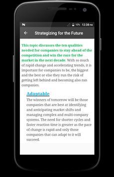 Strategic Management screenshot 3