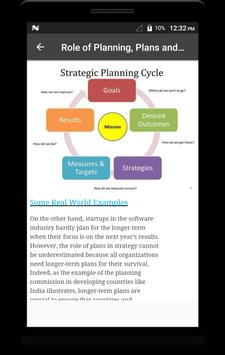 Strategic Management screenshot 5