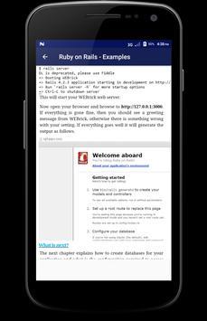 Learn - Ruby on Rails screenshot 4