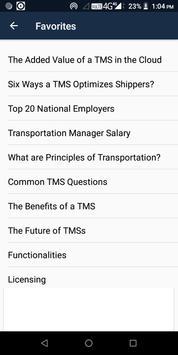 Transportation Management screenshot 6
