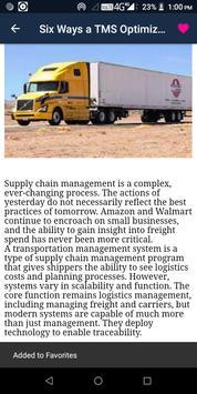 Transportation Management screenshot 7