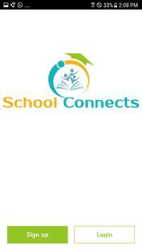 SchoolConnects Cartaz