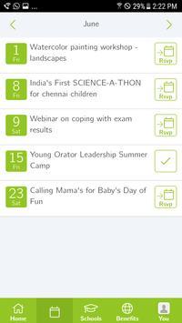 SchoolConnects imagem de tela 2