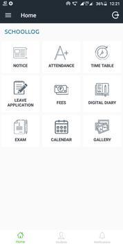 KR PUBLIC SCHOOL - PARENT APP screenshot 1