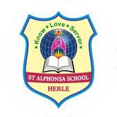 Saint Alphonsa School, Herle icon