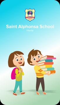 Saint Alphonsa School, Herle poster