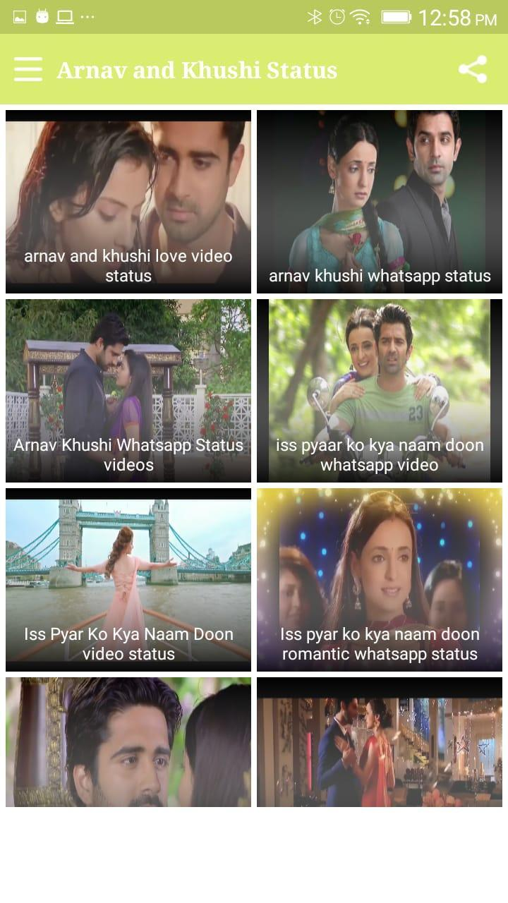 Arnav and Khushi Status for Android - APK Download