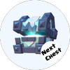 Chest Cycle Tracker For Clash Royale أيقونة