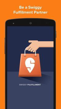 Swiggy Stores Vendor App poster