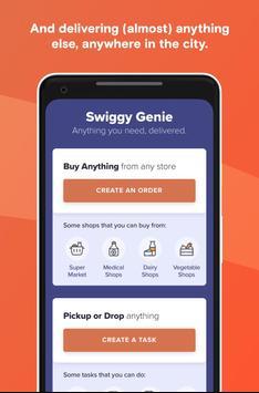 Swiggy screenshot 3