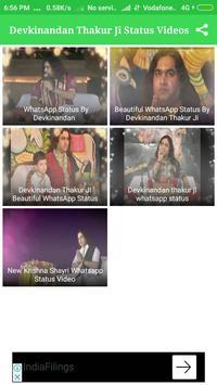 Devkinandan Thakur Ji Status Videos screenshot 1