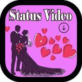 Happy Marriage Anniversary Video Status Hindi icon
