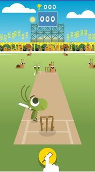 Doodle Cricket screenshot 1