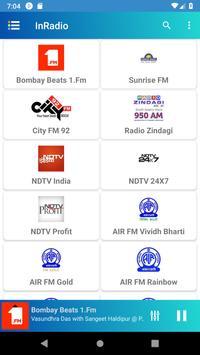 Hindi Radio Online HD screenshot 2