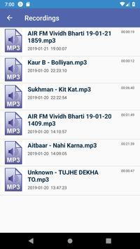 Hindi Radio Online HD screenshot 4
