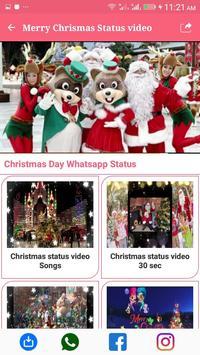 Merry Chrismas Status Video Songs 2019 screenshot 2