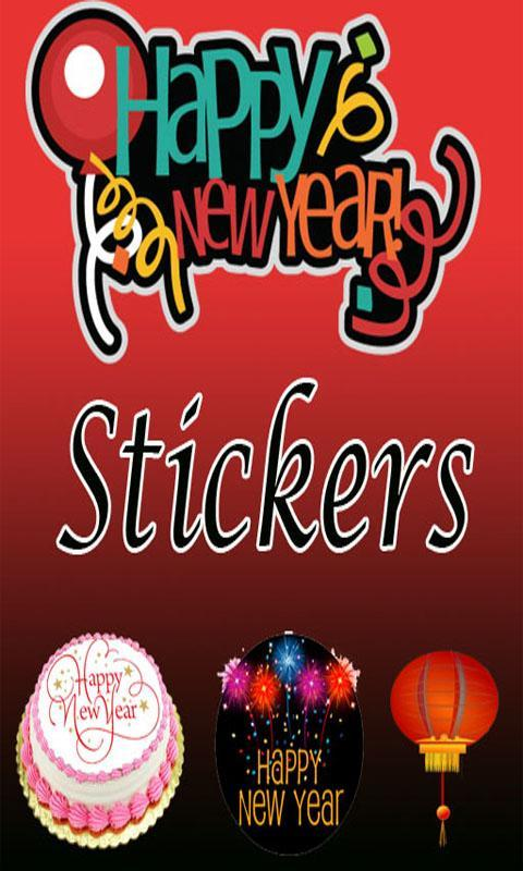 Happy New Year 2019 Stickers For Whatsapp App For Android Apk Download