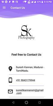 SK Photography screenshot 4