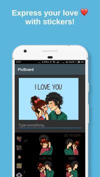 PicBoard screenshot 1