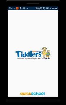 Tiddlers poster