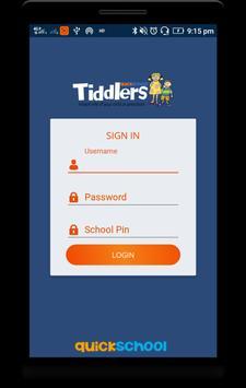 Tiddlers screenshot 1