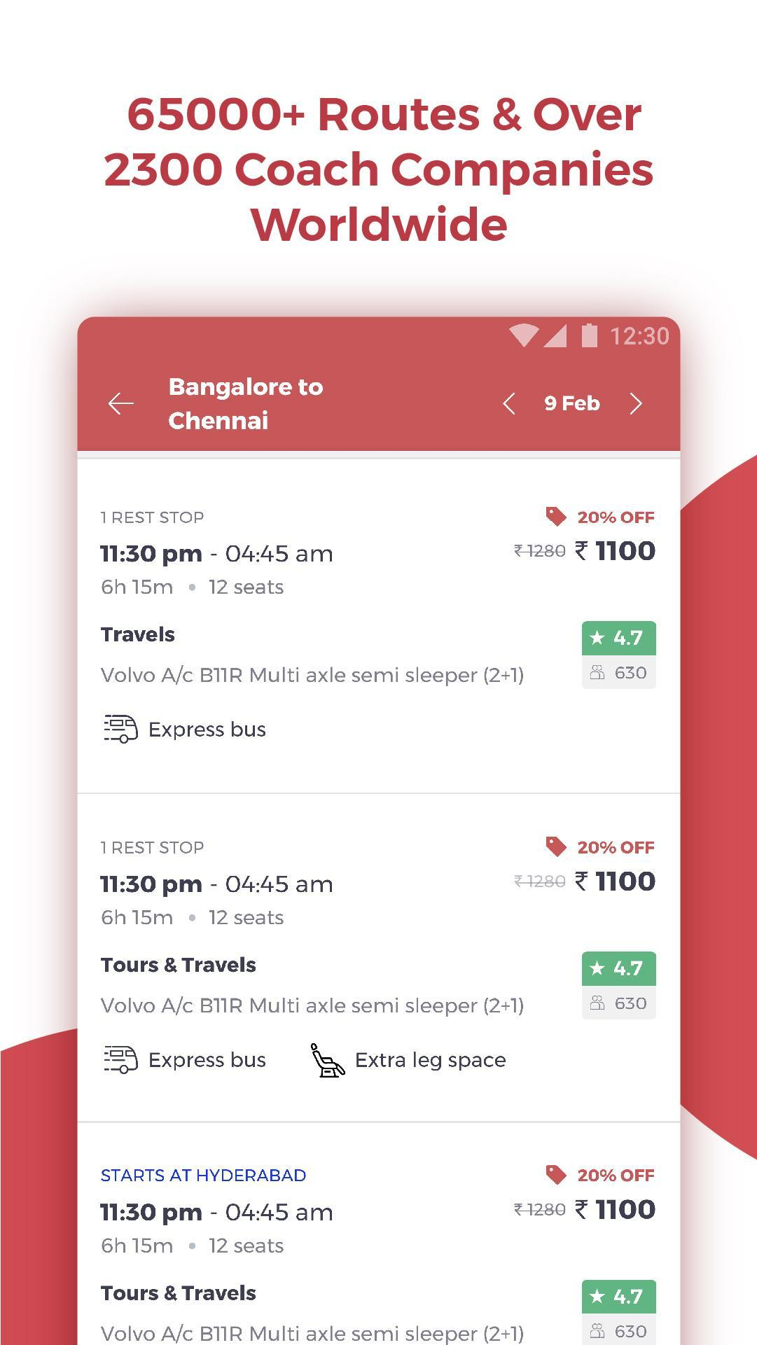 redBus for Android - APK Download