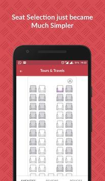 redBus screenshot 2