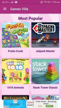 Games Villa screenshot 4