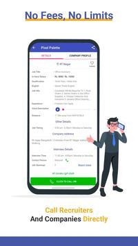 Job Search App - Free Direct HR Contact: WorkIndia screenshot 3