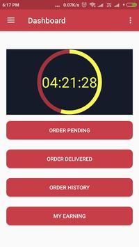 Dtodoor Delivery App screenshot 3