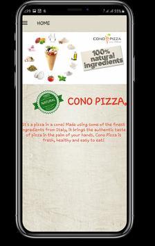 CONO PIZZA INDIA screenshot 2