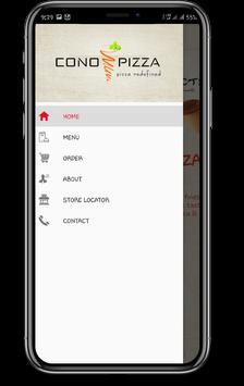 CONO PIZZA INDIA screenshot 3