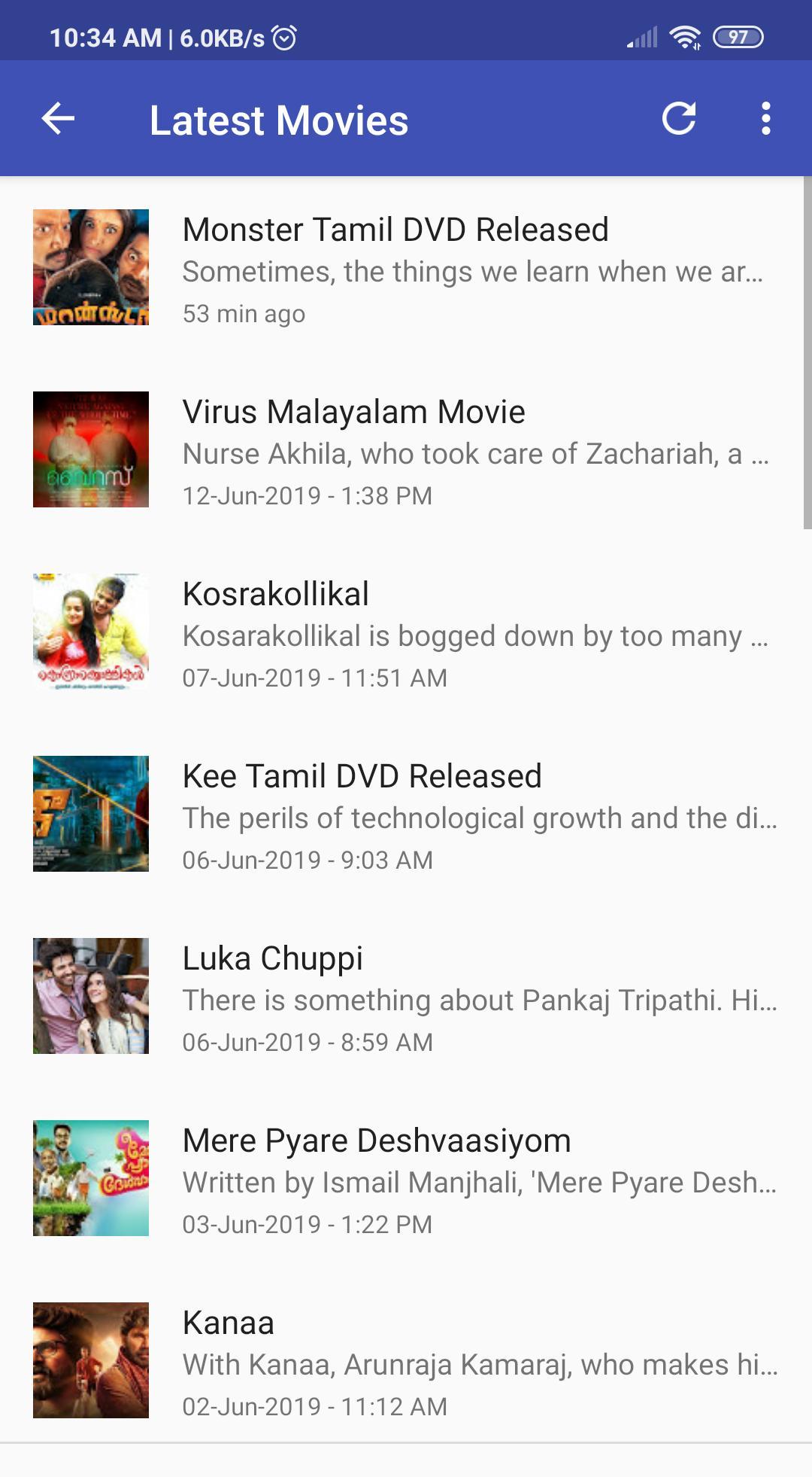 TamilMV for Android - APK Download