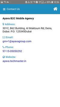 Ayava Tours screenshot 5