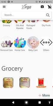 Virga - Online Shopping App screenshot 2